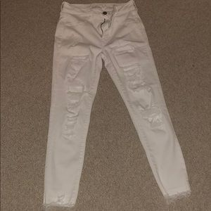American Eagle Outfitters Jeans - American Eagle White Jeans